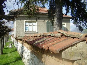 House near Pleven