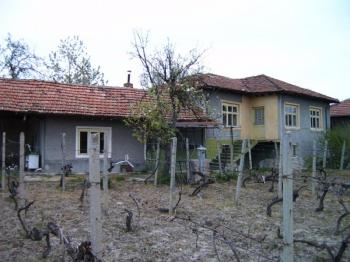 house for sale with big land near Varna